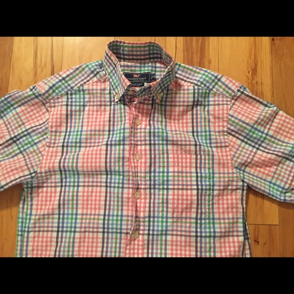 Vineyard Vines Other - Vineyard Vines Murray Button Down Shirt Size XS